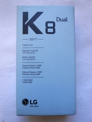 Lg K8 Dual Nuevo
