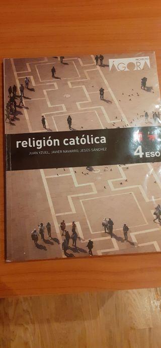 Libro Religión 4.°eso
