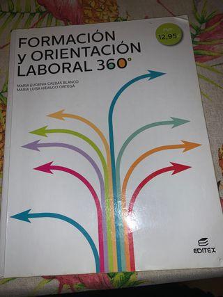 Libro de orientación laboral grado medio