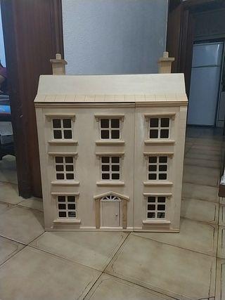 juguete para niña, Casa de muñecas