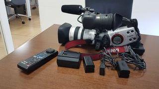 Cámara de video profesional Canon XL2