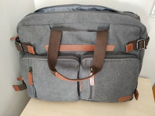 mochila ordenador 3en 1