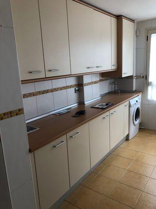 Conjunto muebles de cocina