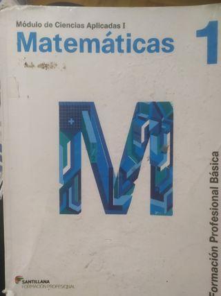 Libro de Matematicas Aplicadas FPB