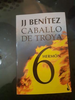 libro jj Benítez Caballo de Troya 6
