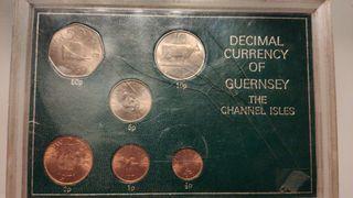Guernsey nuevo decimal current