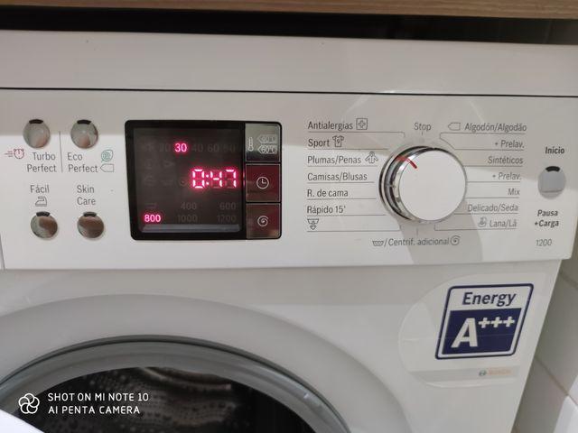 lavadora Bosh