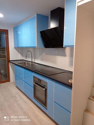 Diseño y montaje cocinas Ikea