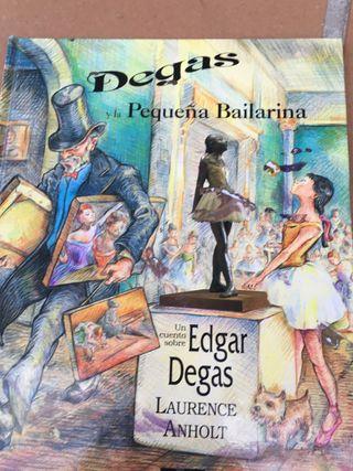 Cuento Edgar Degas