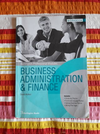 Libro Business Administration & Finance