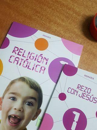 Libro religion nuevo