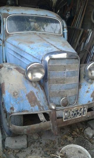 Mercedes-Benz 170 1953