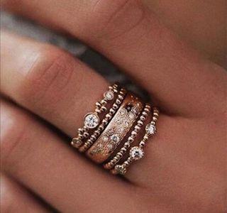 set de anillos