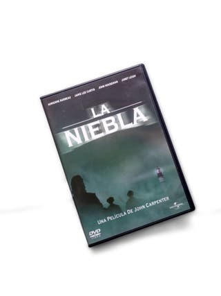 DVD LA NIEBLA (THE FOG) DE JOHN CARPENTER