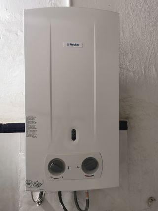 calentador electrico neckar