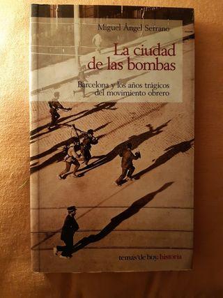 """""""La ciudad de las bombas"""" (Miguel Ángel Serrano)"""