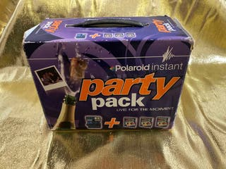 Polaroid 636 Close Up Party Pack