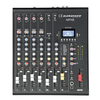Se vende mesa mezclas MPX-8 de Audiophony