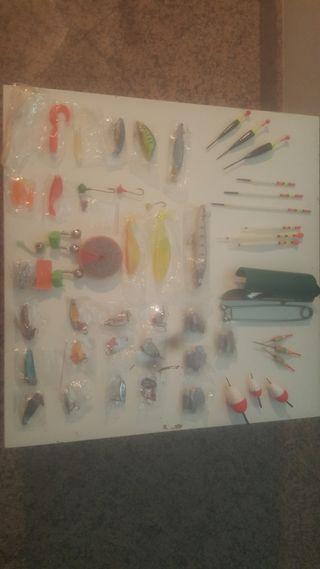lote de pesca