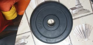 1 disco pesas