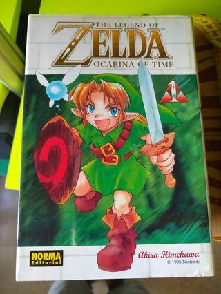 Comics The legend of Zelda