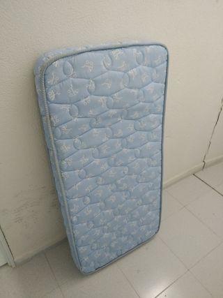 colchón para cuna