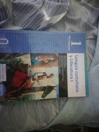Legua castellana y literatura 1 bachillerato