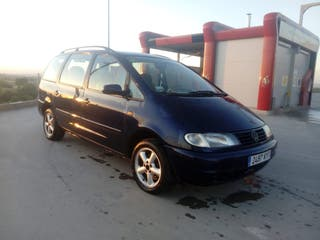 Volkswagen sharan Volkswagen sharan 1999