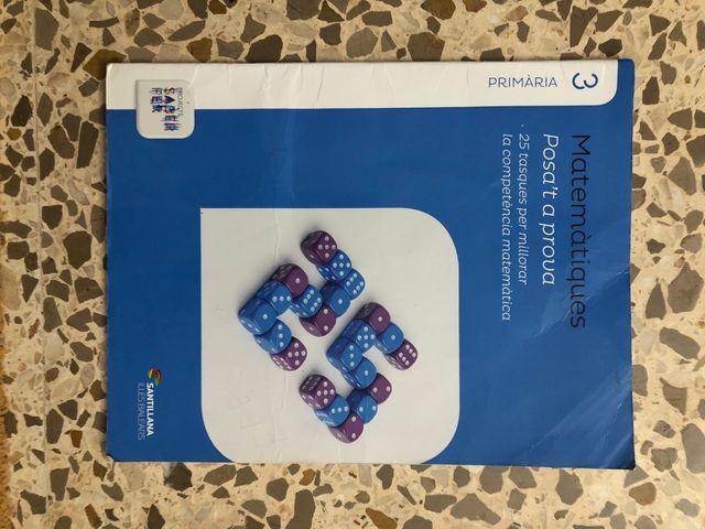 Libros matemáticas 3 primaria