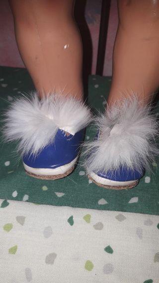 Zapatos Nancy o Gisela
