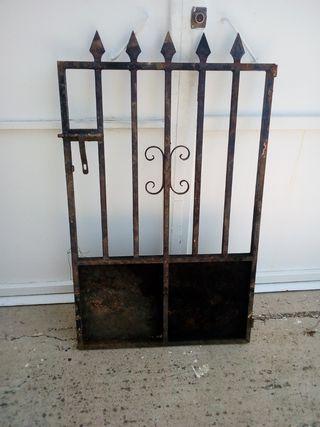 puerta de cancela pequeña