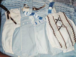 lote ropa bebe de 0- 4 meses