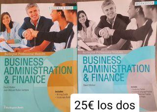 grado medio y superior gestión administrativa