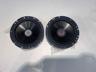 SIGNAT Car-Sound 2x140W H16 Component Midwoofer