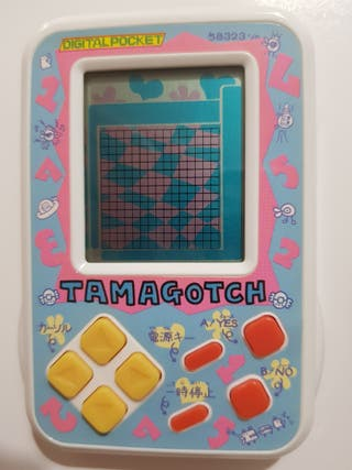 Tamagotchi digital poket.