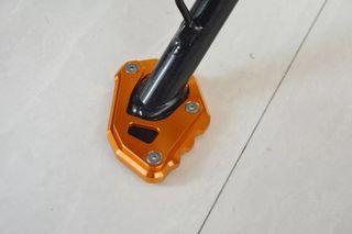 extensión para de cabra naranja KTM 790 ADV
