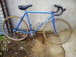 Antigua bicicleta de carretera Orbea altube