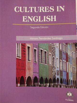 Libro Cultures in English