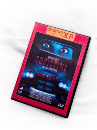 JOHN CARPENTER CHRISTINE (1983) DVD