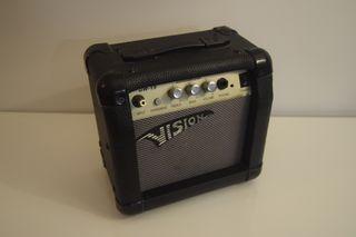 Amplificador Para Guitarra Eléctrica Vision gw15