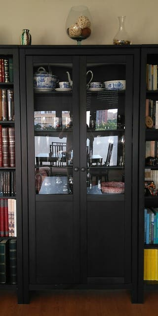 Mueble Vitrina Salón