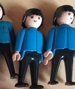 Playmobil azul