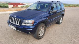 Jeep Grand Cherokee 2.7 CRD QUADRA-DRIVE