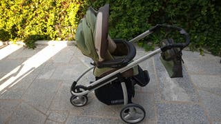 Carrito con silla de paseo Bebecar Icon