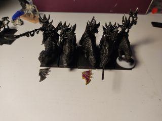 Caballeros Elfos Oscuros
