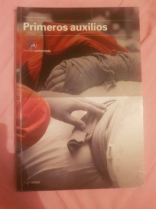 Libro de primeros auxilios de Educación Infantil