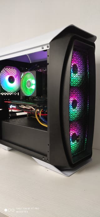 Torre Ryzen 7 2700X + GTX 1080 8GB Ref. 0030