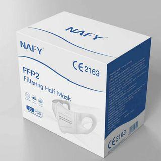 Mascarillas FFP2 NAFY
