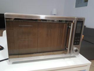 Horno grill microondas BECKEN