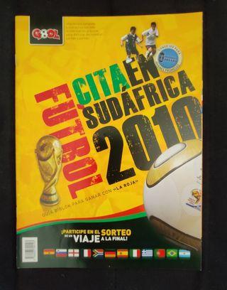 Cita en Sudráfica - Guía Mundial 2010